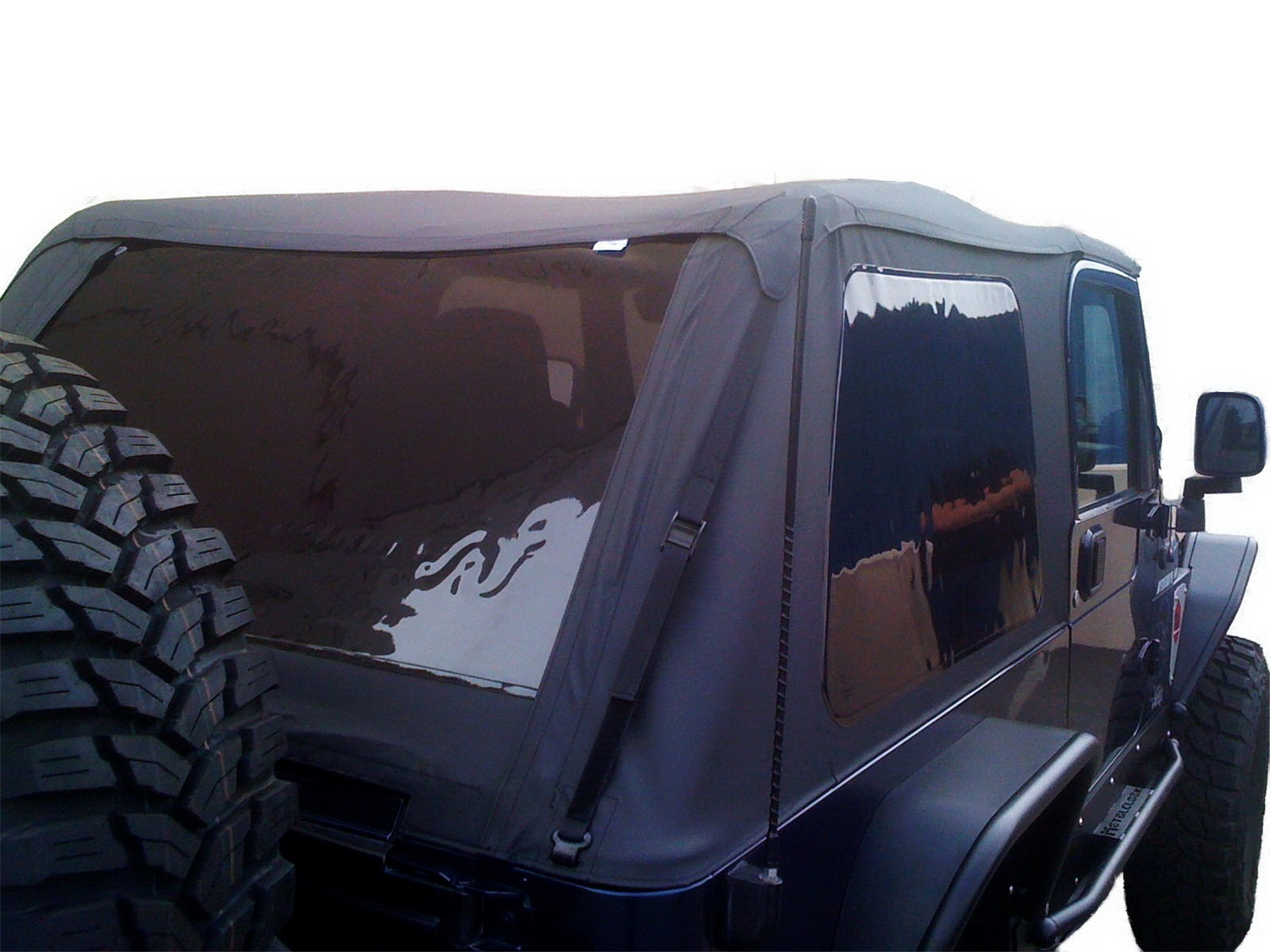 04-06 JEEP TJ TRAIL TOP