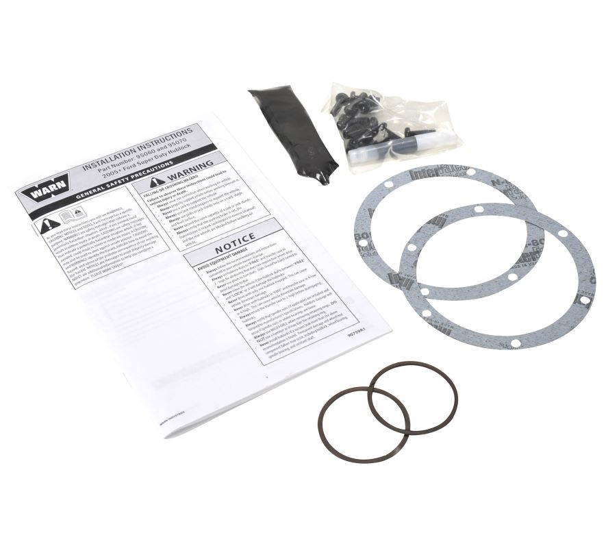 05 FORD SUPERDUTY SERVICE KIT HUB