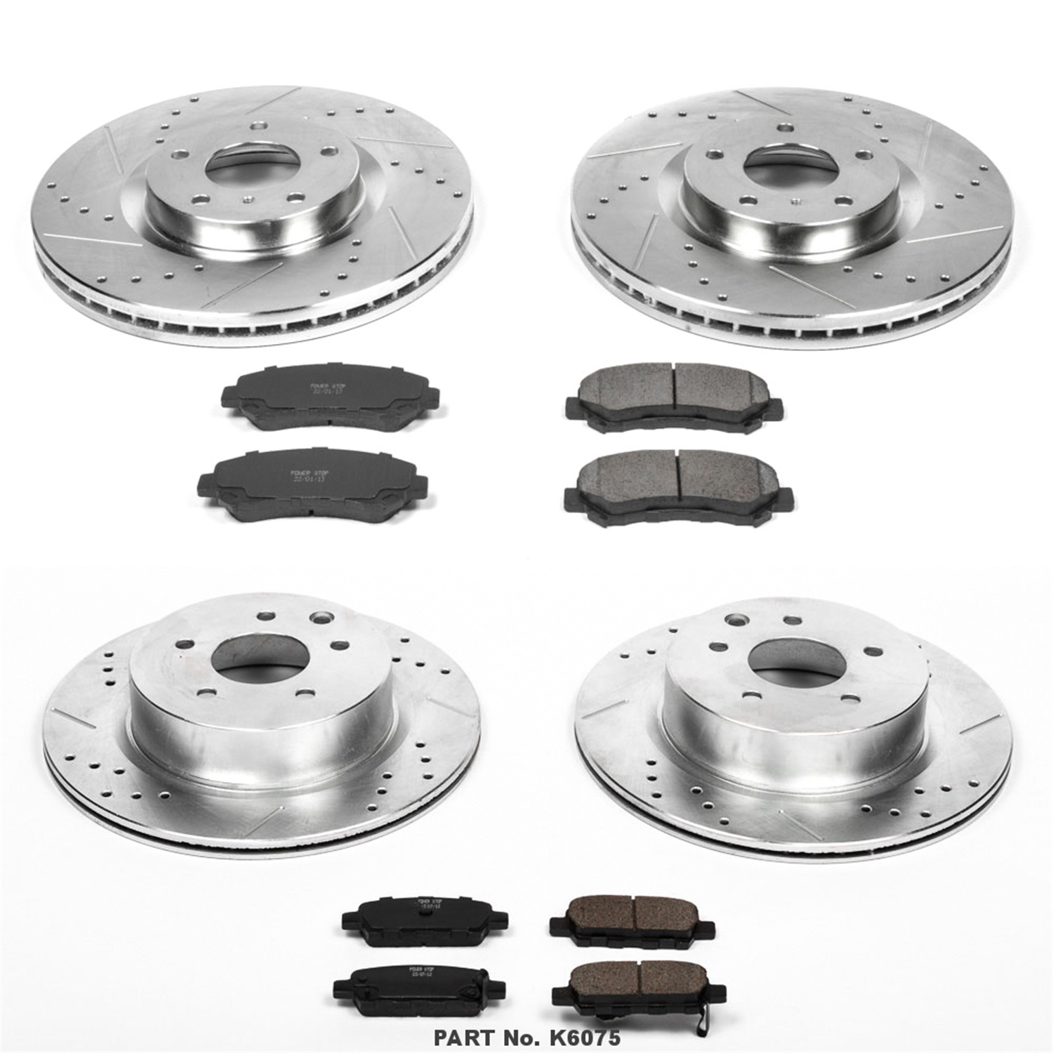 1 CLICK BRAKE KIT W/HARDWARE