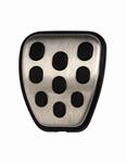 BRAKE/CLUTCH PEDAL COVER MUSTANG