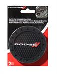 COASTERS DODGE 2 PACK