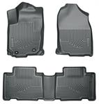 Husky Liner 98481 Black 3PC 2013-2017 Honda Accord