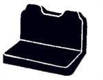 TR 40 SERIES COVER BLACK FORD S/D 99-07