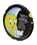 TWEETY STEERING WHEEL COVER
