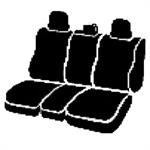 WRANGLER SOLID BLACK SEAT COVER